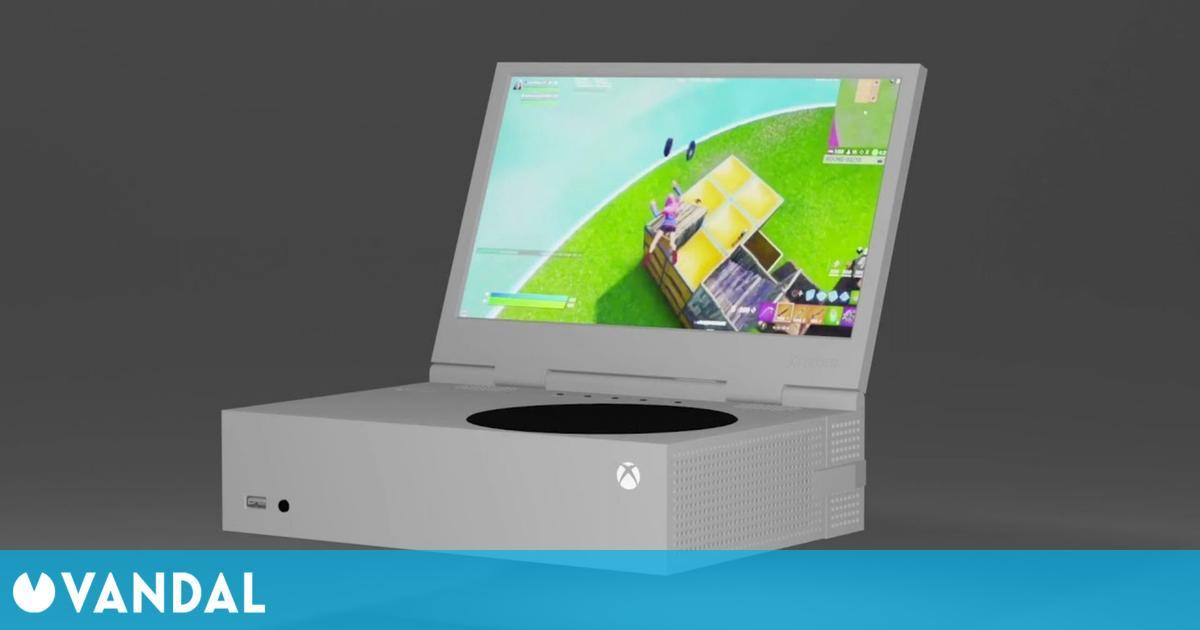 xScreen, la pantalla portátil para Xbox Series S, logra financiarse en Kickstarter
