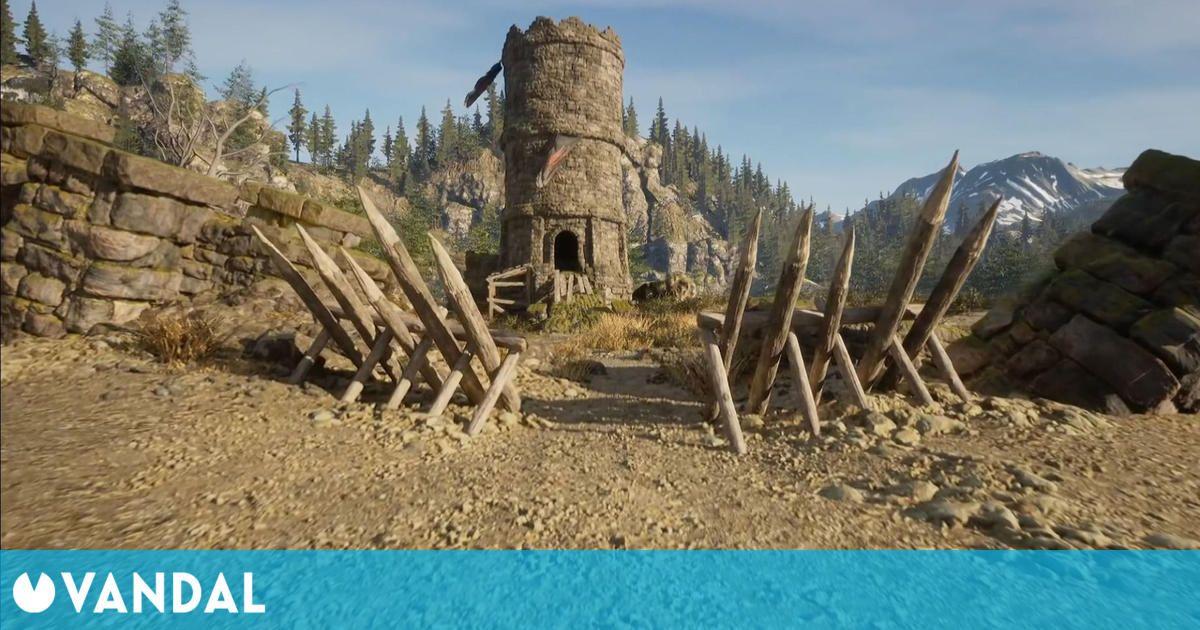 Así de impresionante se vería Skyrim si recibiera un remake con Unreal Engine 5