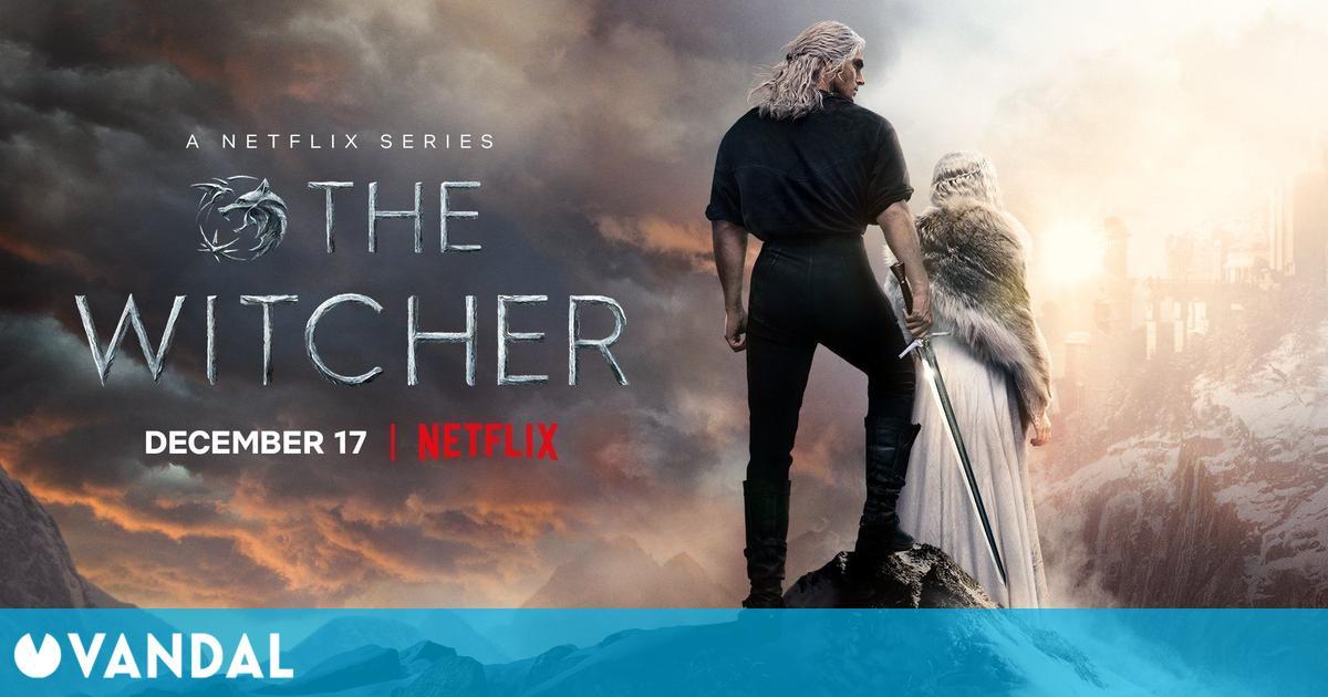 The Witcher la serie de Netflix estrenará su segunda temporada el 17 de diciembre