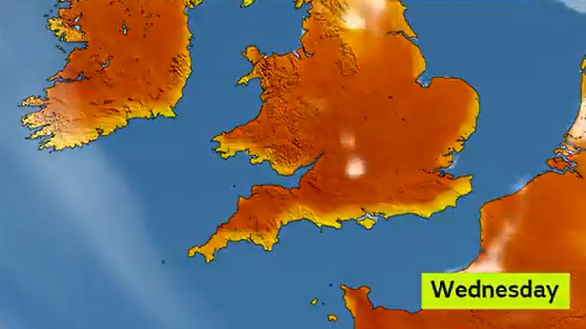 Reino Unido emite su primera alerta de calor en 167 años