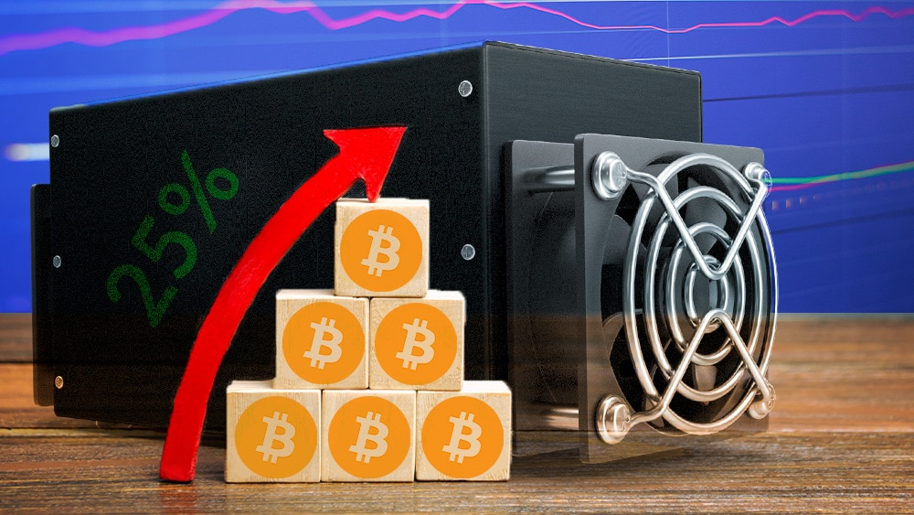 Histórico ajuste de dificultad hará más rentable minar Bitcoin a partir de este sábado