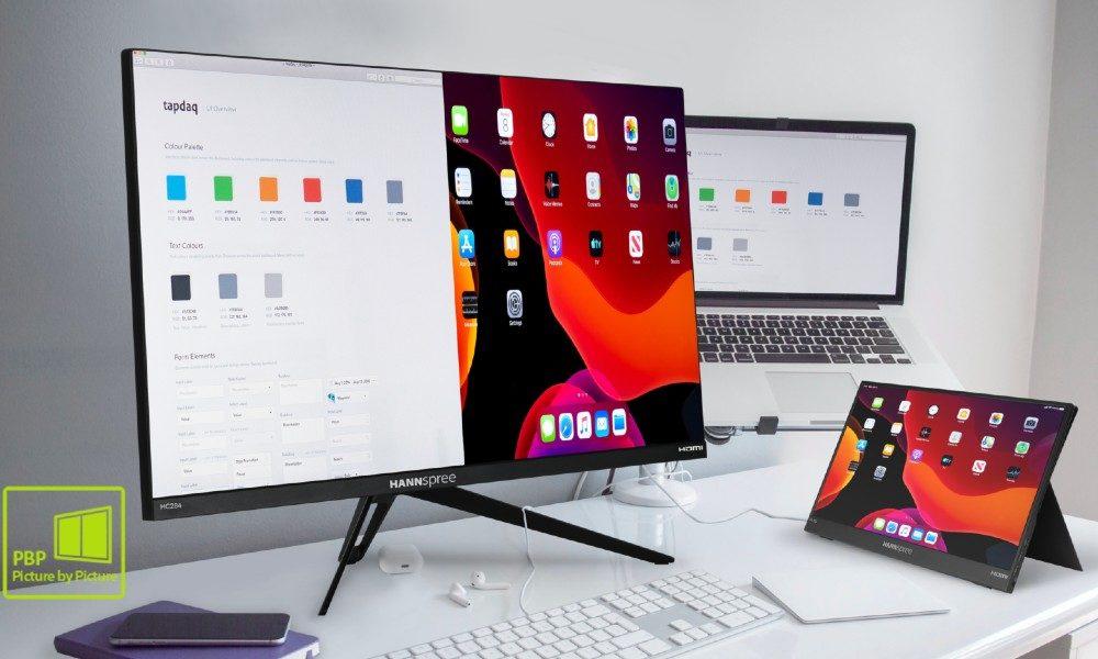 Nuevos monitores Ultra HD de Hannspree por menos de 260 euros