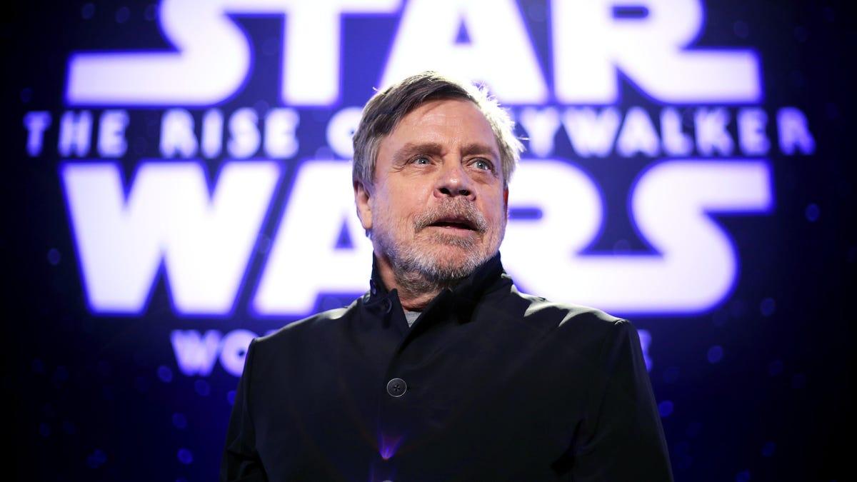 Mark Hamill tiene cameos en todas las películas Star Wars (aunque no te hayas dado cuenta)