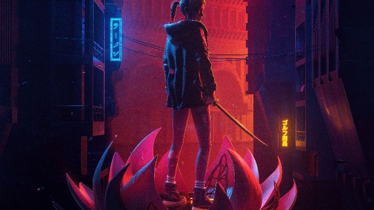 Tráiler de Blade Runner Black Lotus, el anime del universo Blade Runner