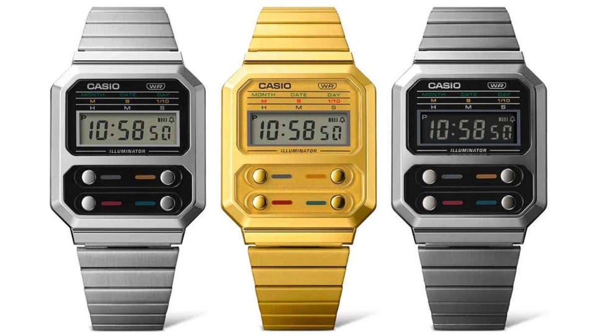 Casio vuelve a vender reloj futurista que usó Ripley en Alien