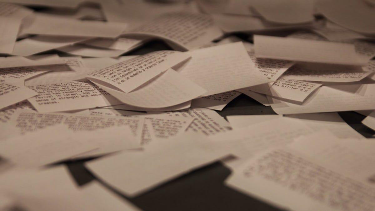 La razón por la que una hoja de papel tiene ese tamaño