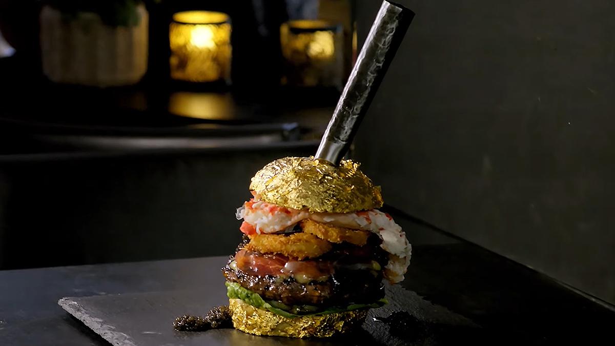 La hamburguesa más cara del mundo (con receta)