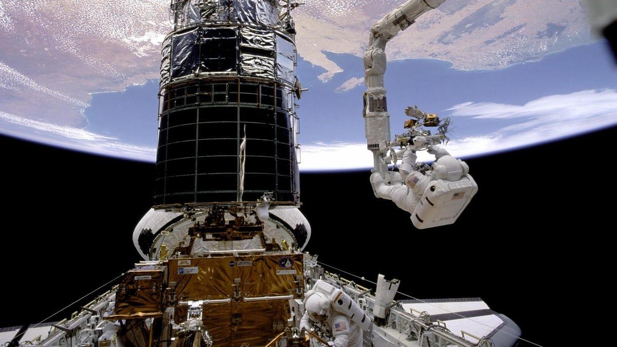 La NASA se prepara para hacer funcionar de nuevo el Hubble después de su avería