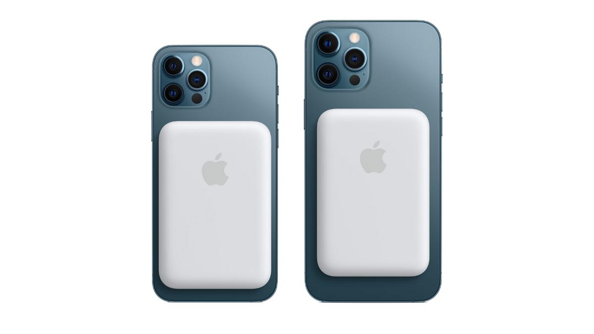 Por qué no deberías comprar la batería MagSafe para el iPhone 12