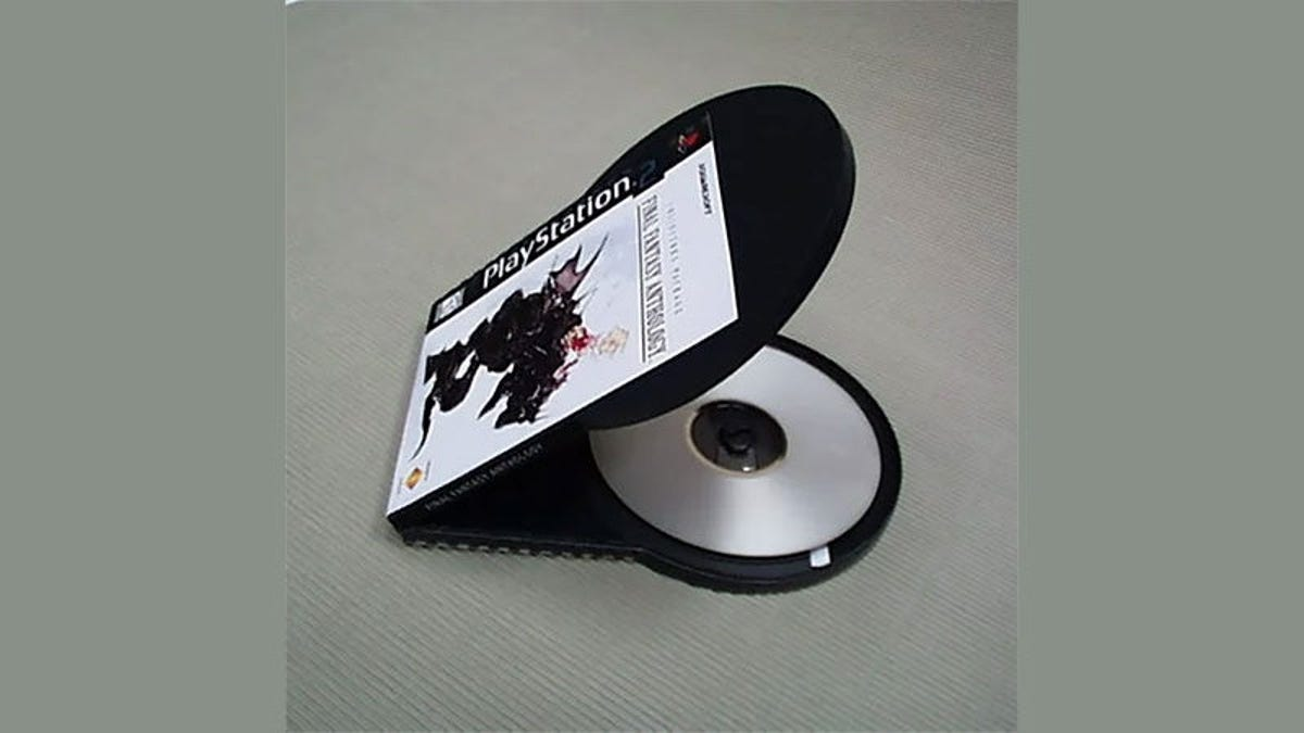 Este es el diseño que podrían haber tenido los juegos de PS2