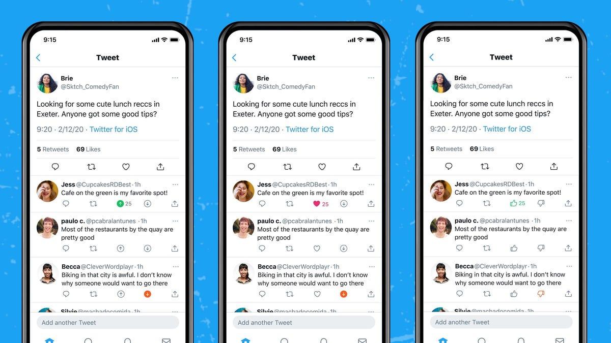 Twitter prueba incluir un botón de «No me gusta» en la red social