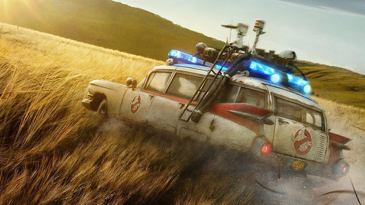 Aquí está el nuevo tráiler de Ghostbusters: Afterlife