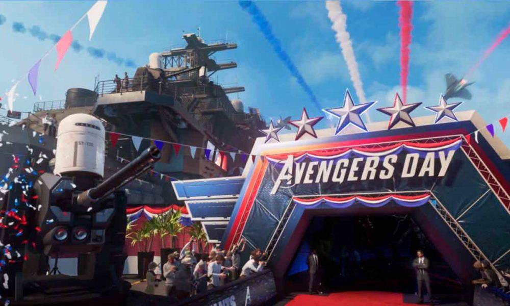 Marvel's Avengers enfrentará a NVIDIA DLSS y AMD FSR