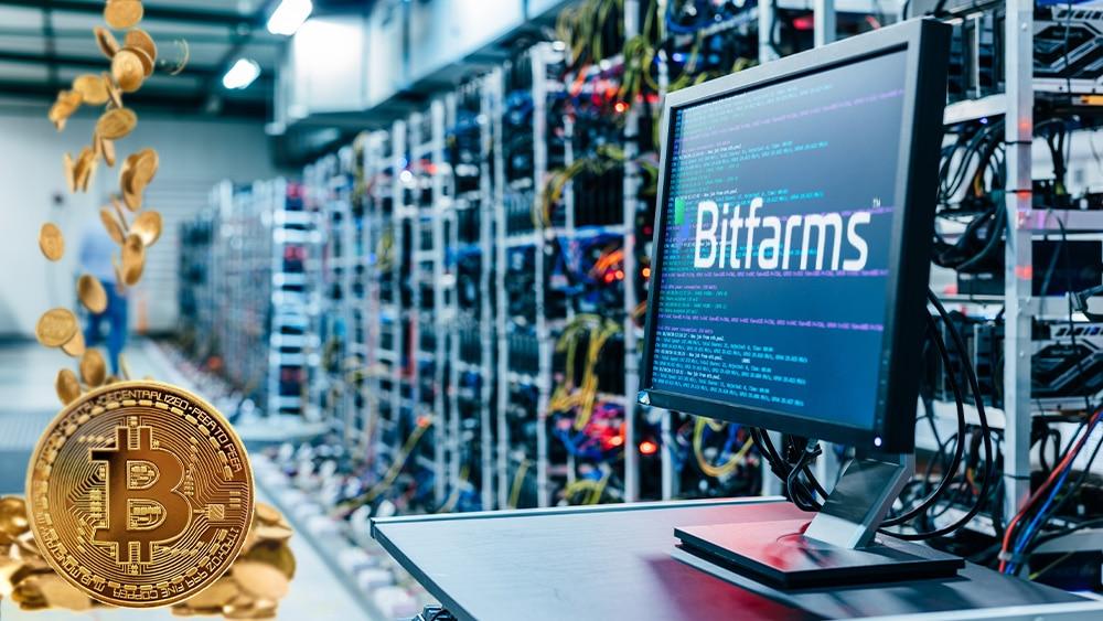 Bitfarms aprovecha prohibición en China para producir más BTC