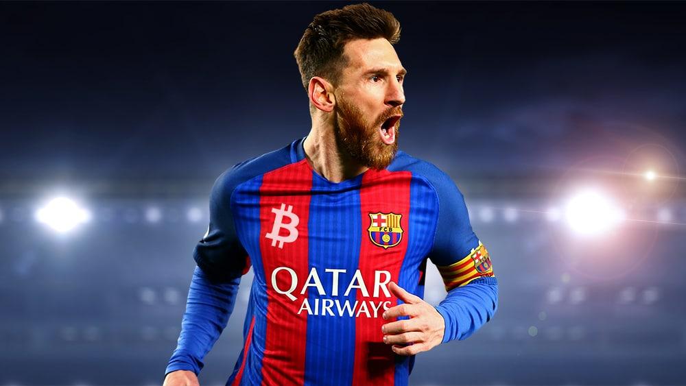 FC Barcelona no quiere a las criptomonedas en su camiseta