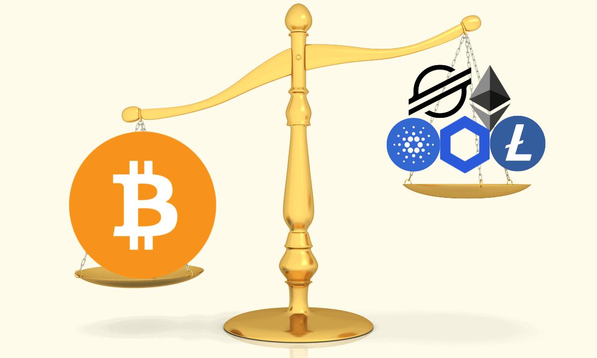 Por qué es probable otra ola para Altcoins según el dominio de BTC
