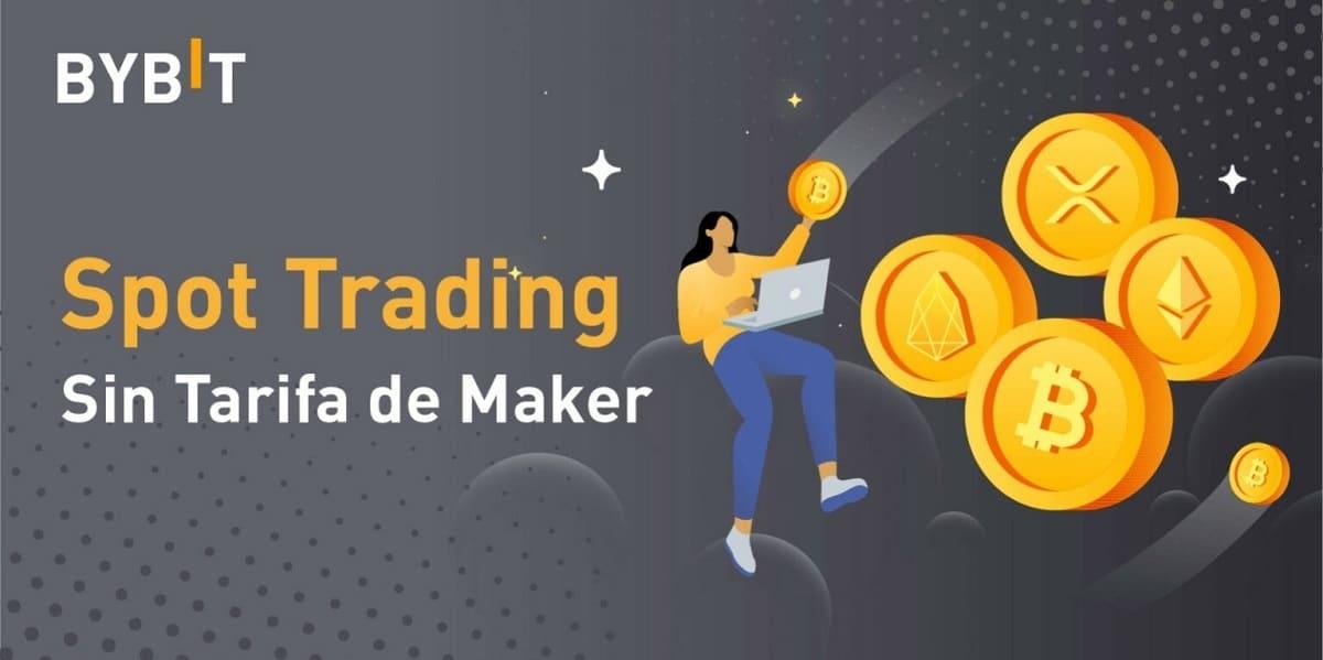 Bybit -líder de trading de derivados de bitcoin y otros cripto- ingresa al trading spot