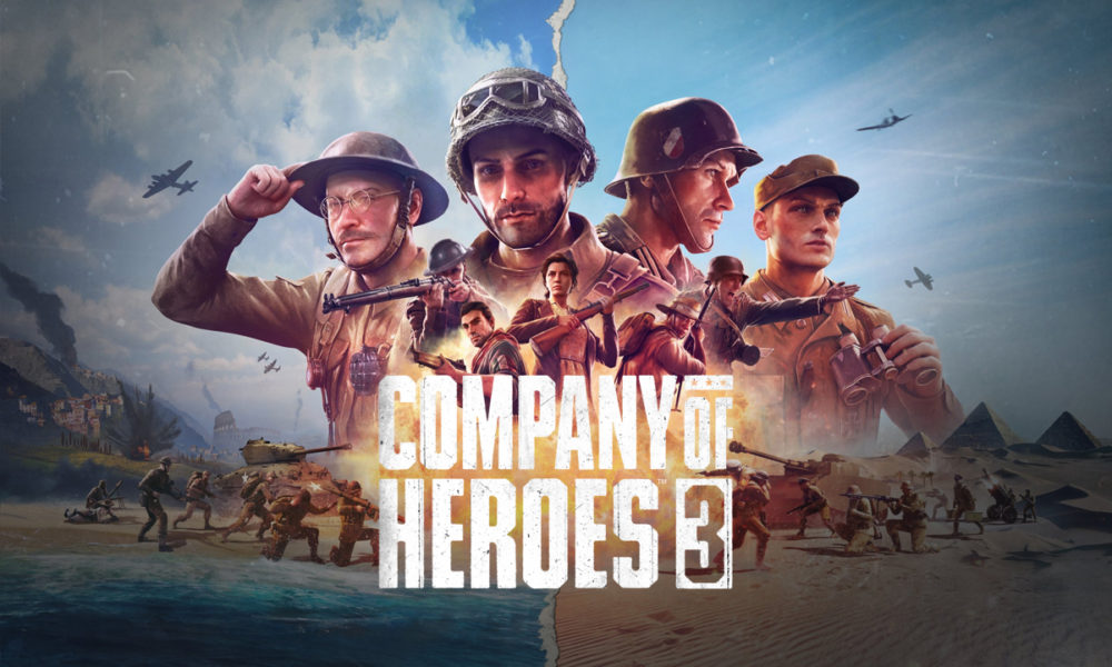 Company of Heroes 3 llega con un acceso anticipado gratis