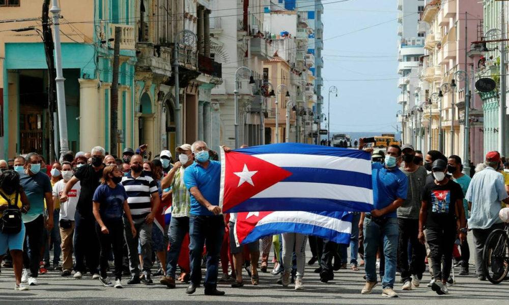 Cuba bloquea el acceso a las redes sociales tras protestas