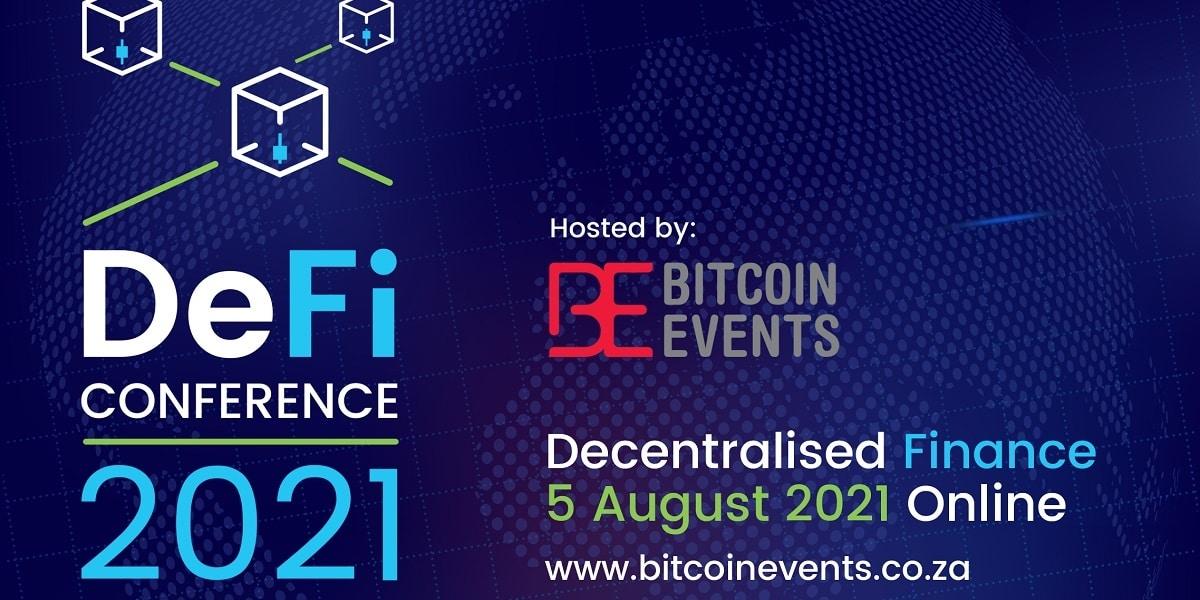 DeFi Conference 2021, el evento online sobre finanzas descentralizadas llega en agosto