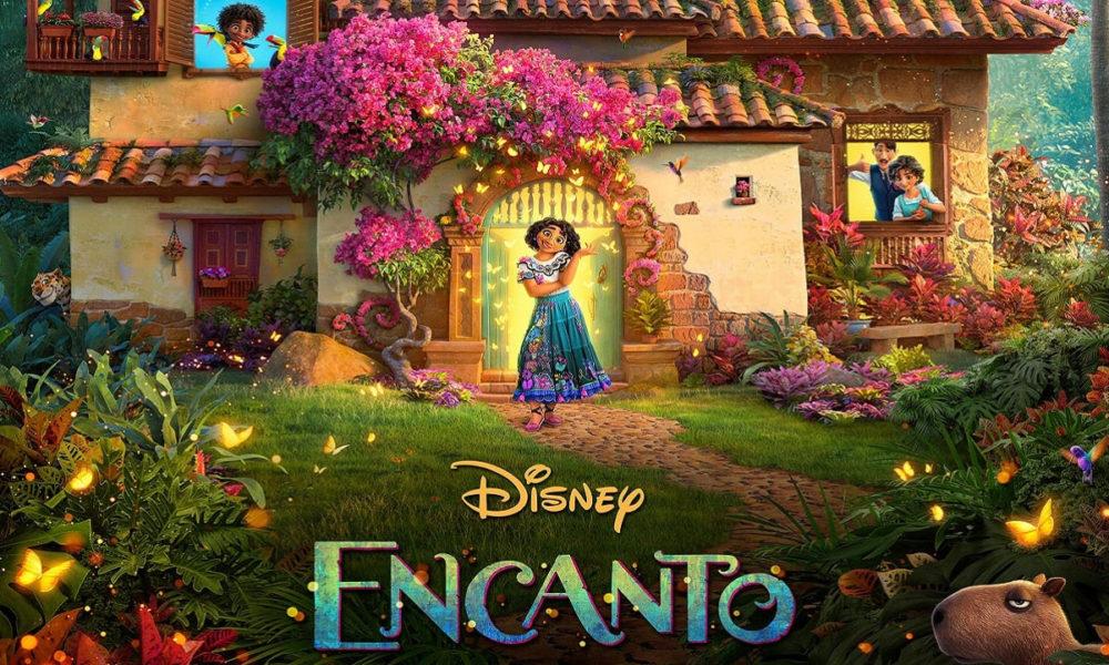 Encanto, la primera película de Disney en volver a los cines