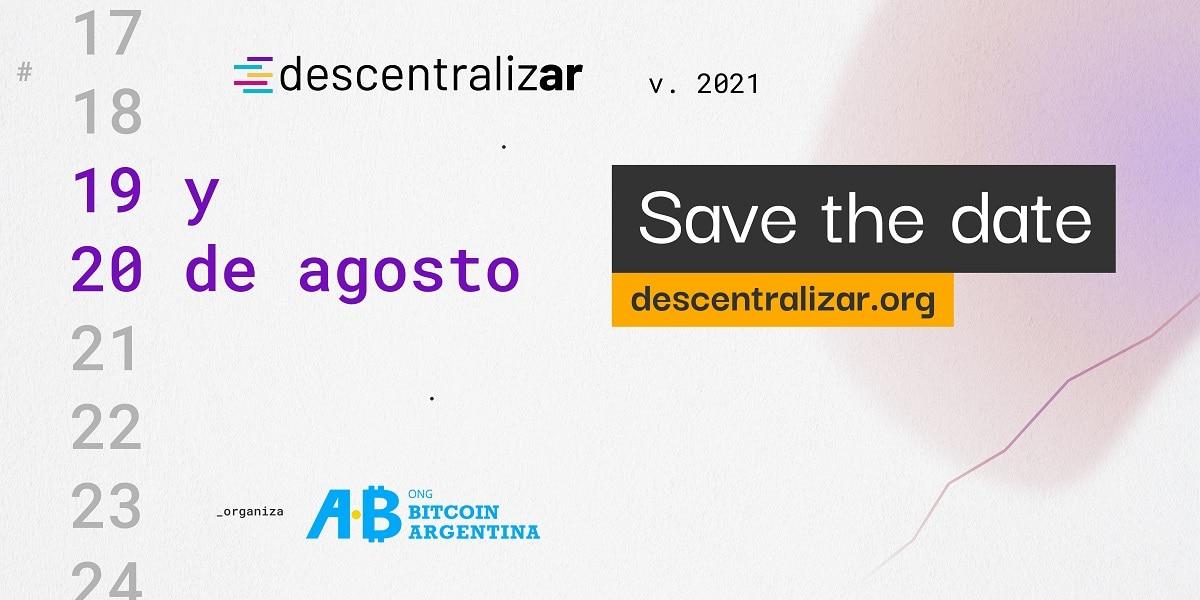 el evento gratuito sobre criptomonedas más importante de Argentina