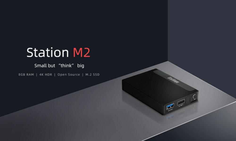 Firefly Station M2, un mini-PC con Linux y precio económico