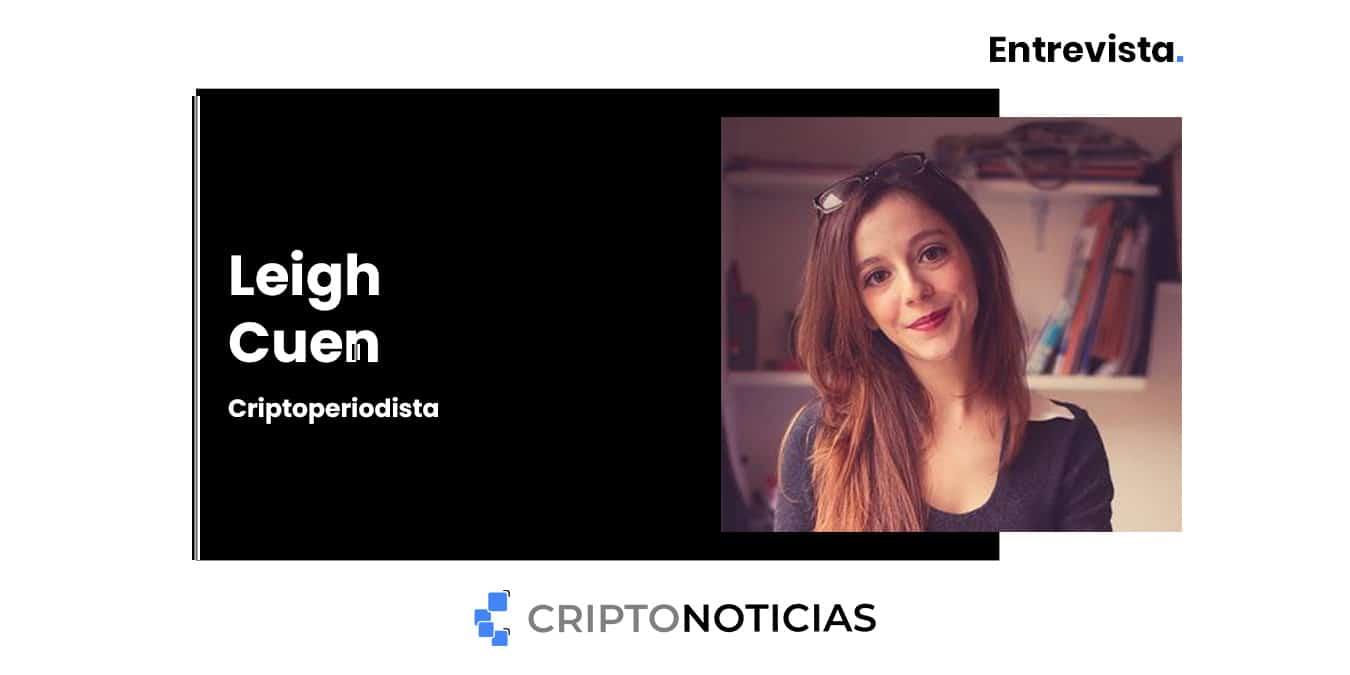 Estos son los retos del periodismo en la era de Bitcoin, según Leigh Cuen