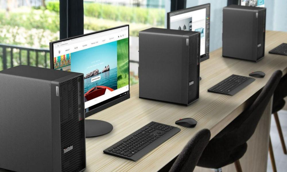 Lenovo presenta la ThinkStation P350 como entrada a sus workstations