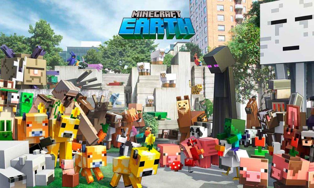Minecraft Earth termina de echar el cierre