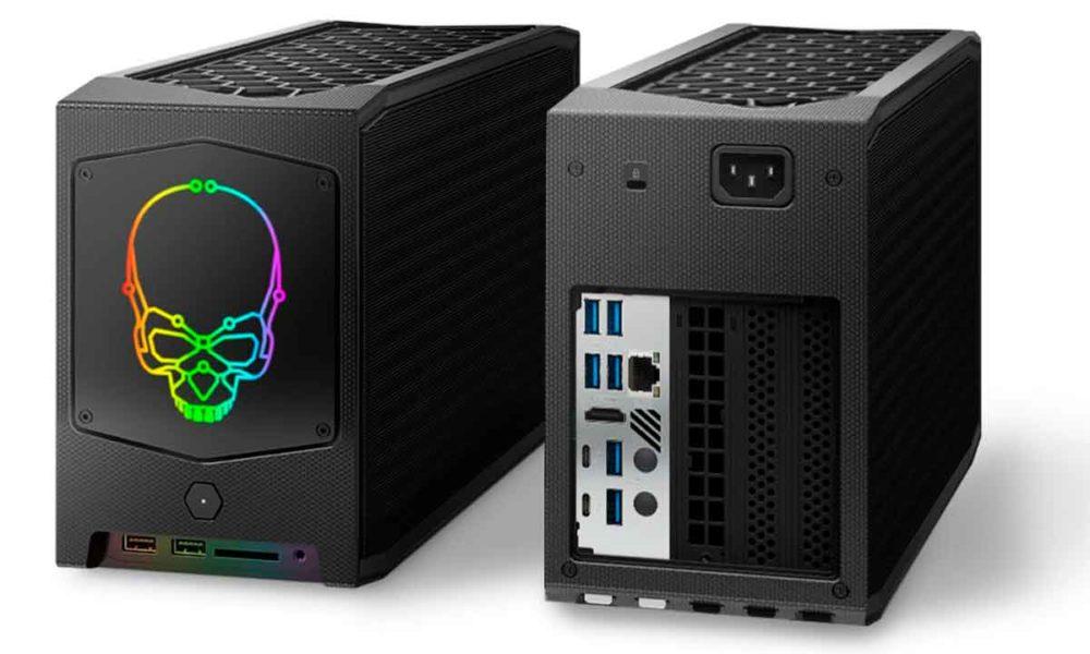 Intel NUC 11 Extreme «Beast Canyon»: un NUC para jugar