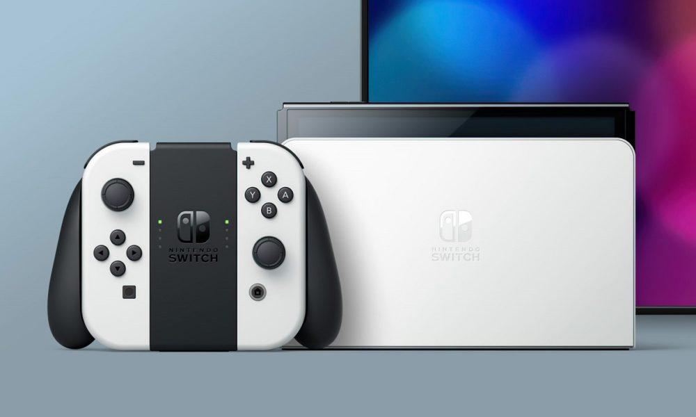 Nintendo Switch OLED, así es la nueva portátil de Nintendo