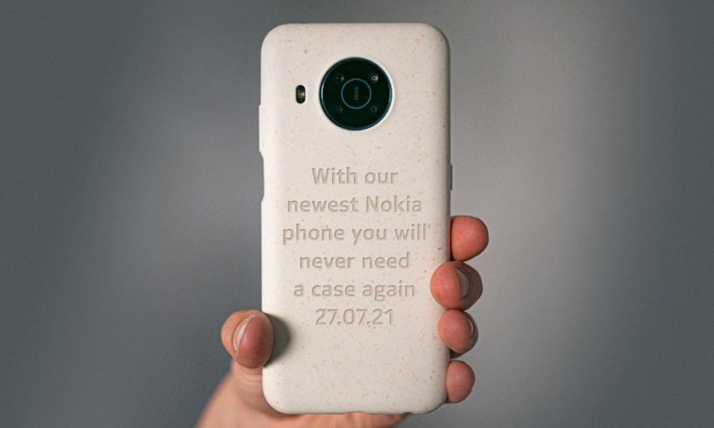 Nokia XR20 adelanta un nuevo smartphone resistente que no necesita funda