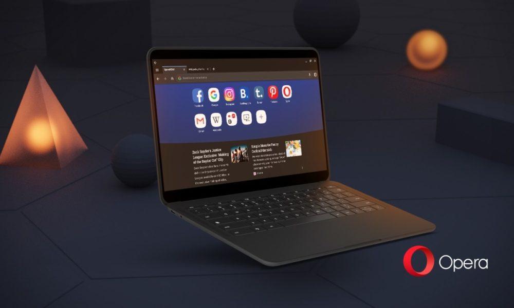Opera para Chromebook ya está aquí… más o menos