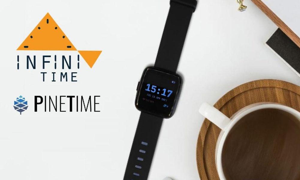 PineTime, el smartwatch de código abierto ya está disponible