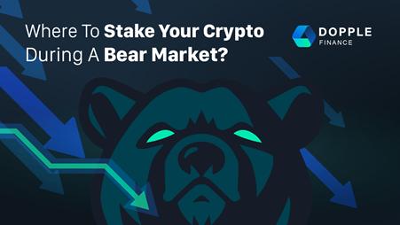 ¿Dónde apostar su cripto durante un mercado bajista?