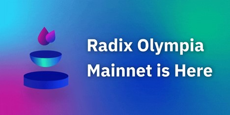 Radix anuncia el lanzamiento de Mainnet, lo que representa un hito importante en la industria de DeFi
