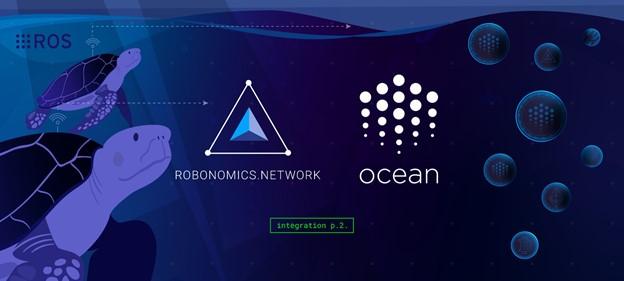 Robonomics and Ocean Protocol Monetización de datos de IoT y creación de un nuevo mercado de datos ciberfísicos