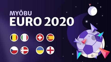 Myōbu anuncia el sorteo benéfico de la EURO 2020