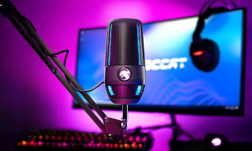 ROCCAT Torch, un micrófono de nivel profesional para streaming