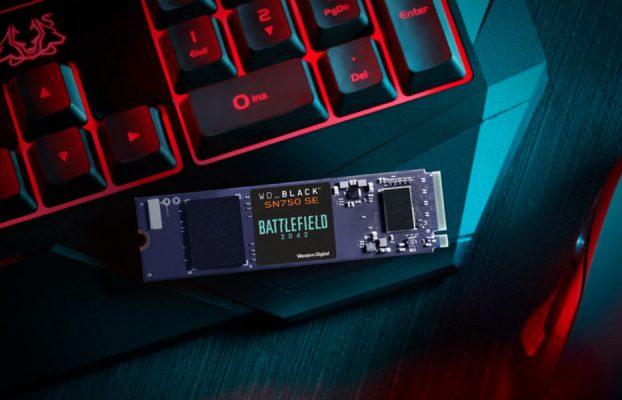 SSD WD Black + Battlefield 2042, una interesante combinación