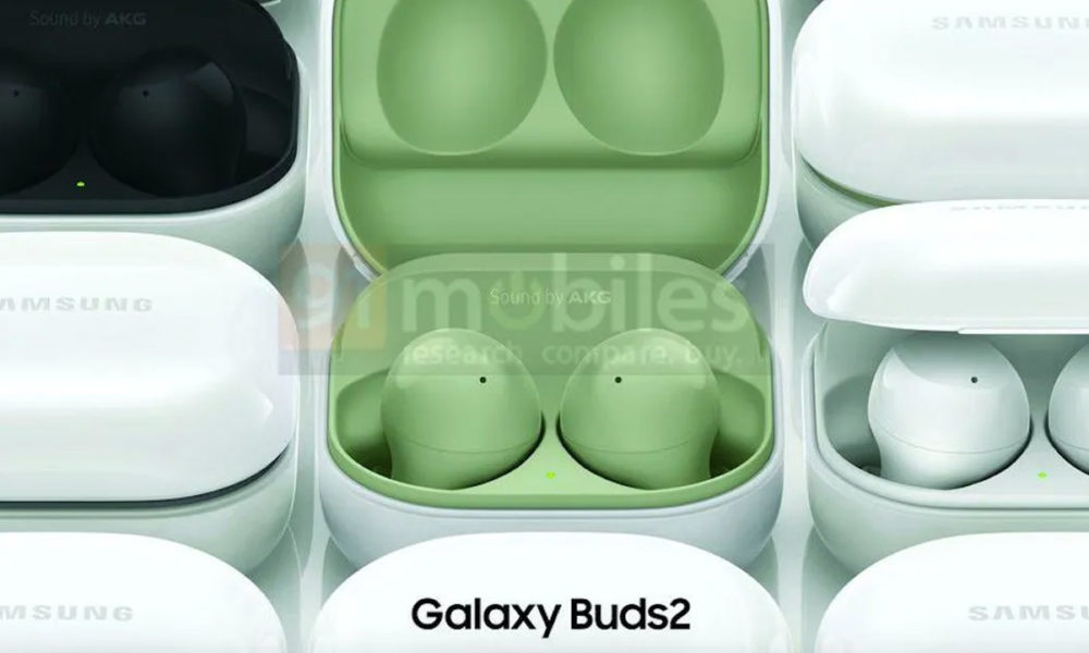Los Samsung Galaxy Buds2 tendrán cancelación de ruido activa