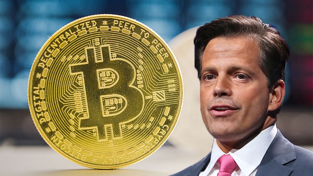 Estoy de acuerdo con mi precio objetivo de Bitcoin de $ 100,000, Anthony Scaramucci