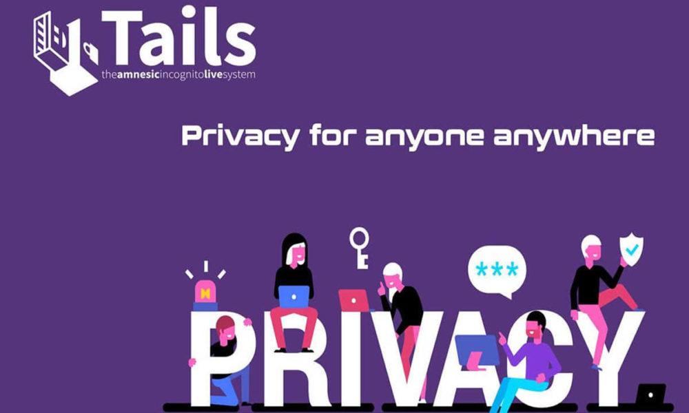 Tails 4.20 sube la apuesta del anonimato y la privacidad