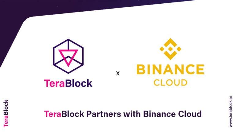 TeraBlock se asocia con Binance Cloud para llevar a los usuarios soluciones de tecnología, liquidez y seguridad líderes en la industria