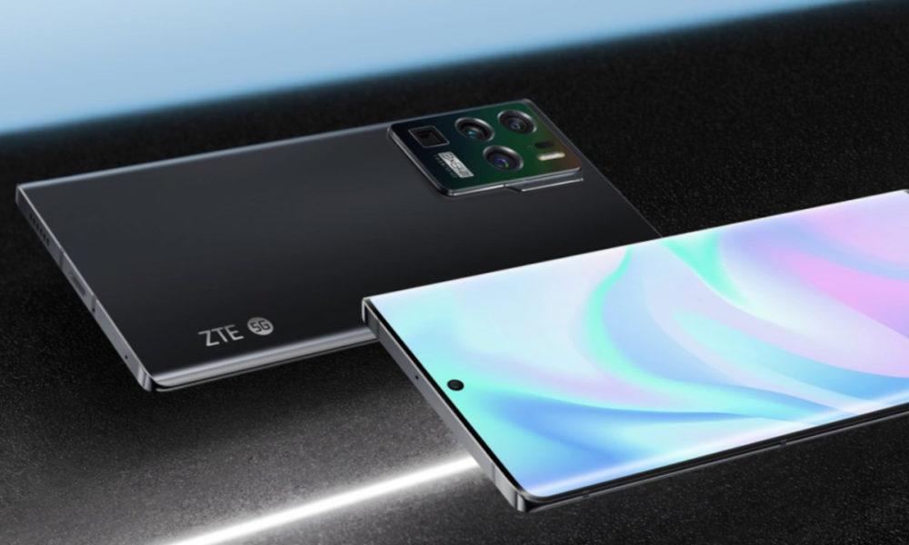 ZTE podría estar trabajando en un smartphone con 20 gigas