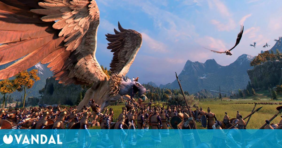 A Total War Saga: Troy da la bienvenida a la expansión Mythos el 2 de septiembre