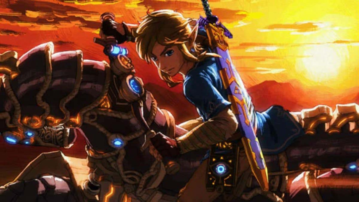 Arrestado por vender archivos de guardado modificados de Zelda