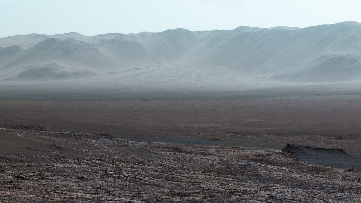 La razón por la que no han encontrado rastros de vida en Marte