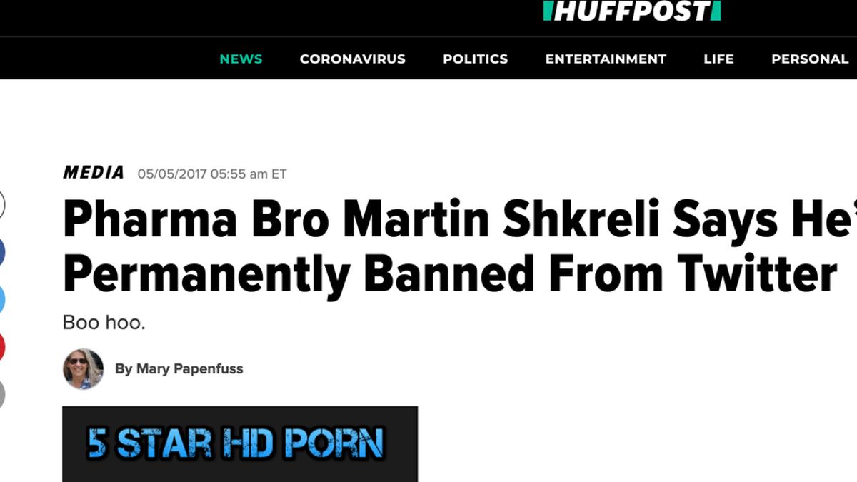 El dominio expirado que llenó de porno varios periódicos